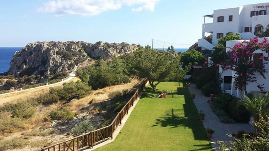 Aegean Village Hotel & Bungalows: Beautiful garden