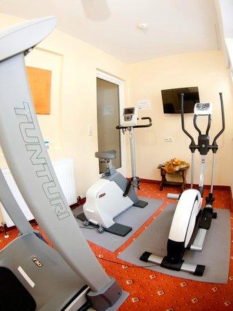 Hotel Klingler: Fitnessraum