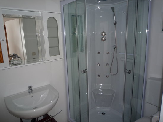 Moderne Duschen Picture Of Aparthotel Harleblick Carolinensiel