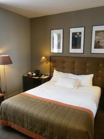 Hotel WO - Wilson Opera: Bedroom