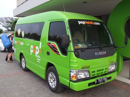 Hotel Airport Jakarta Shuttle Bus Bound For