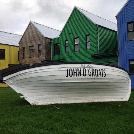 Natural Retreats John O'Groats: John O'Groats Inn