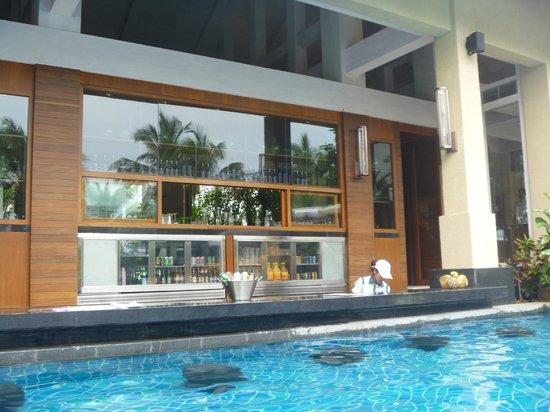 Renaissance Sanya Resort & Spa: breakfast!