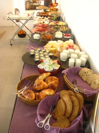 Vilacampina Guesthouse : Breakfast Brilliance