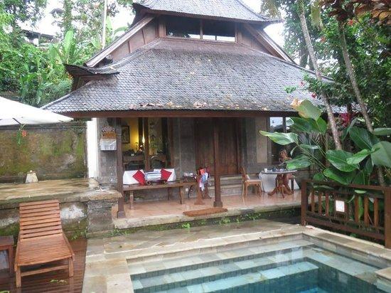 Warwick Ibah Luxury Villas & Spa: Pool villa