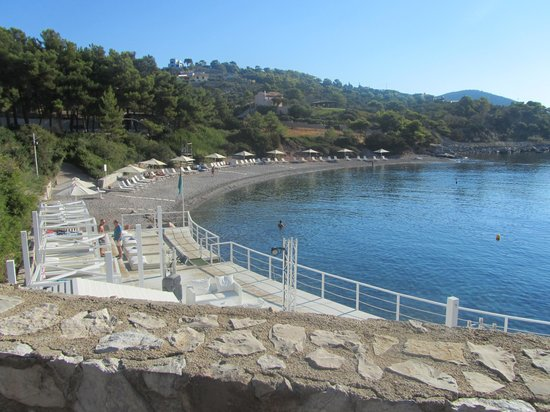 Club Marmara Lena Mary : La plage