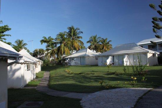 Hotel Residence Golf Village : Cadre sympathique.