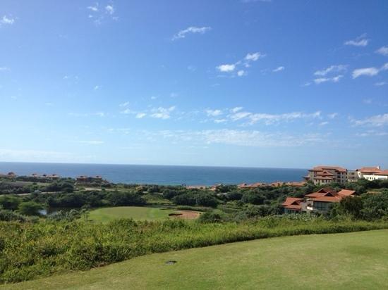 Zimbali Golf Course: Golf course