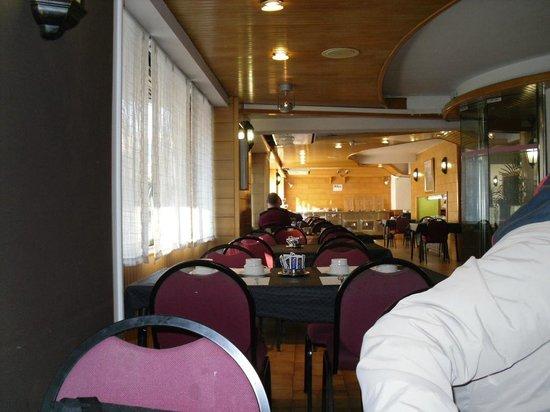 Hotel Auto Hogar: Sala colazione