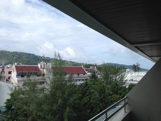 Patong Resort: Room View