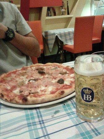 Bianca ZIta Ristorante Enoteca: Pizza