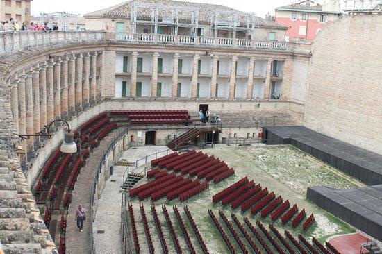 Sferisterio: teatro