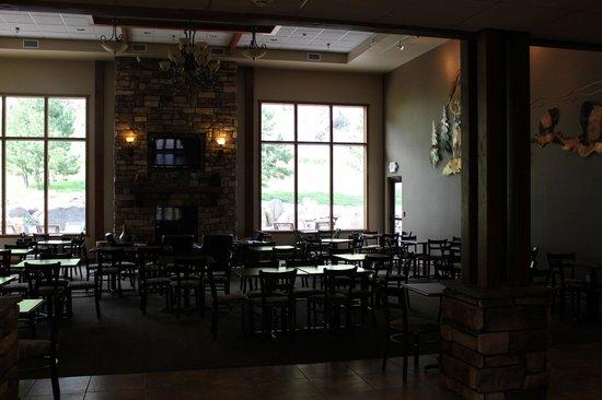 Holiday Inn Express Custer : Colazione