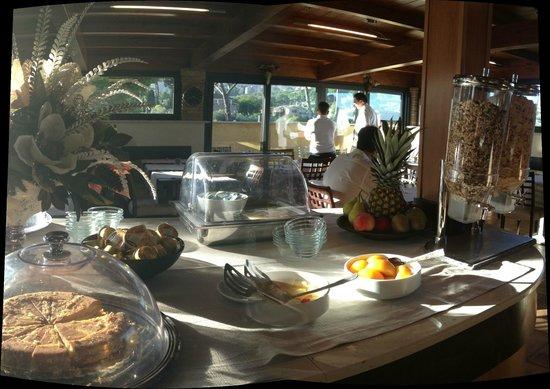 Green Hotel Poggio Regillo: Breakfast