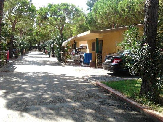 Salinello Camping Village: I villini in muratura