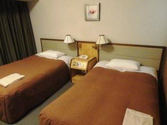 Narita View Hotel: ベッド