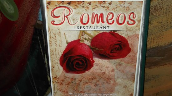 Romeos Family Restaurant