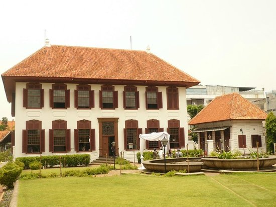 National Archives Museum : Museum Arsip Nasional