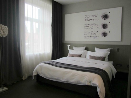 "Hotel Cubo: zone ""nuit"""