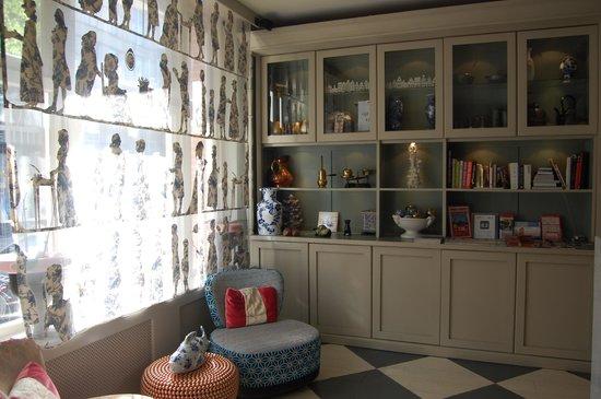 Cityden Museum District City Suites : Reception