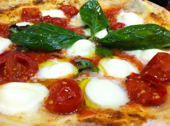 Gusto Italiano: Pizza Bufalina