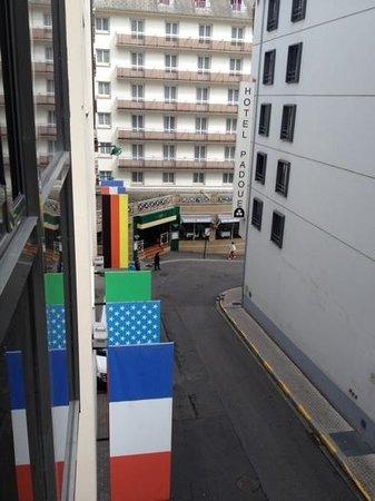 Eliseo Hotel: dalla stanza