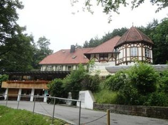 Schlossrestaurant Neuschwanstein: 外観