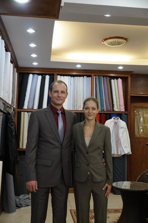 Don Mastertailor: Super Qualität, super Service