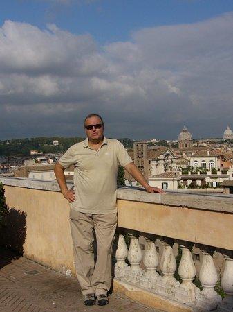 Hotel Longchamps: Alberto-Roma