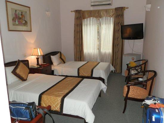ATS Hotel: 部屋の写真です。