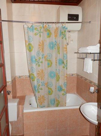 ATS Hotel: 話題の浴室