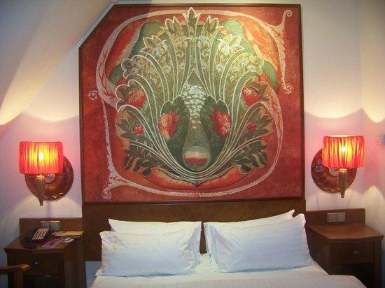 Lindner Hotel Prague Castle: chambre 228
