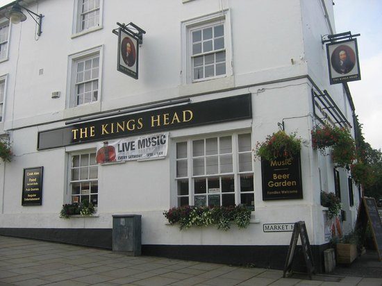 The Kings Head Coffee & Gin Bar: Kings Head Pub
