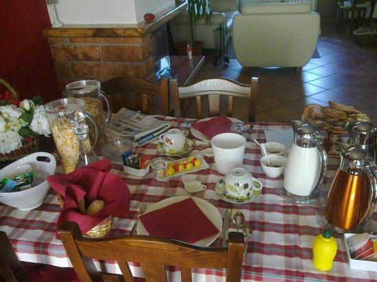 Sweet Home B B&B: La splendida colazione