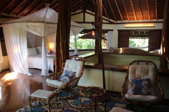 Villas de Trancoso Hotel: Villa sky 1er étage
