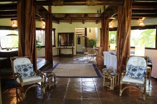 Villas de Trancoso Hotel: villa  sky rez de chaussée