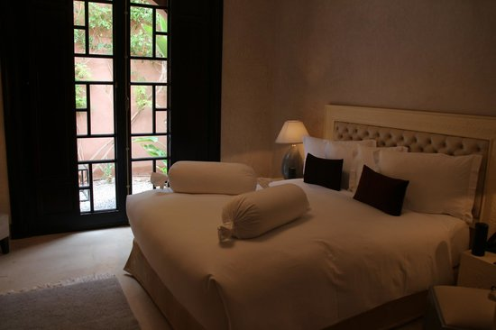 Palais Aziza & Spa : standard room room with garden area