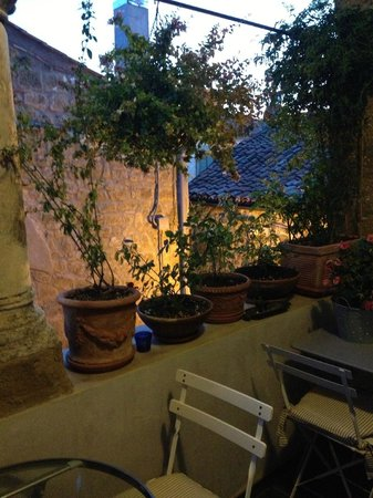 Residenza Farnese : Loggia