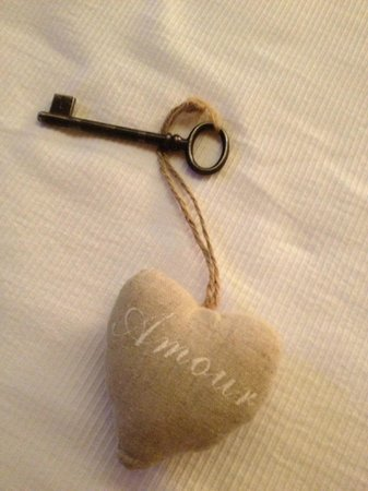 Residenza Farnese: Romantic Room Key