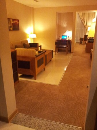 Golden Tulip Al Jubail: Room view