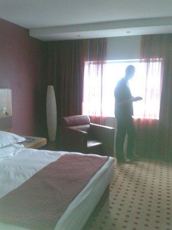 Radisson Blu Hotel, Liverpool: Bedroom