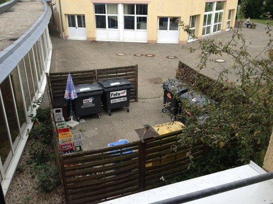 """Days Inn Dessau: der """"blick auf den Park"""""""