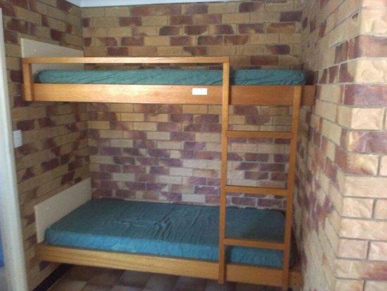 Gateway Lifestyle Yamba Waters: Bunk beds