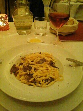 Ristorante & Wine Bar dei Frescobaldi : food