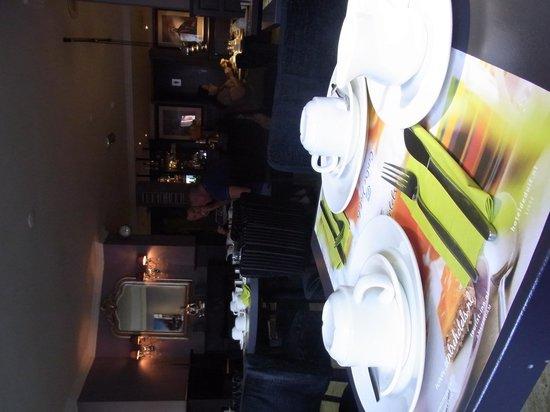 Hotel Citadel: breakfast