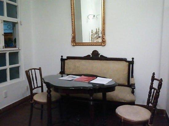 El Hotel de Su Merced: 素敵な調度品
