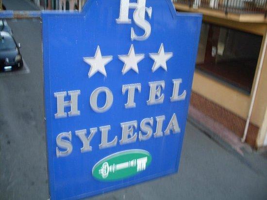 Hotel Sylesia: insegna hotel