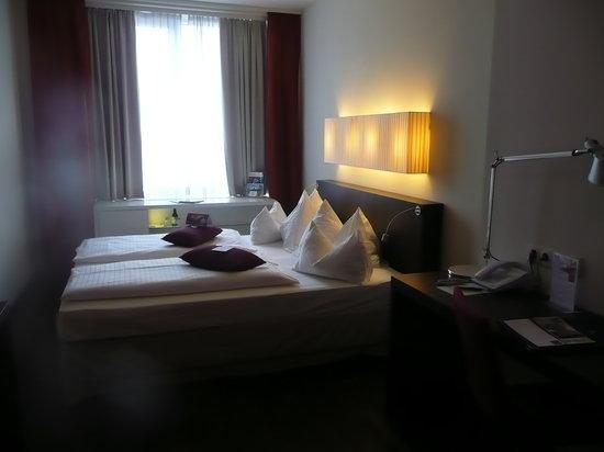 Falkensteiner Hotel Am Schottenfeld : doppia uso singola
