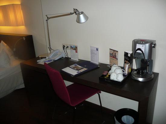 Falkensteiner Hotel Am Schottenfeld : zona caffe