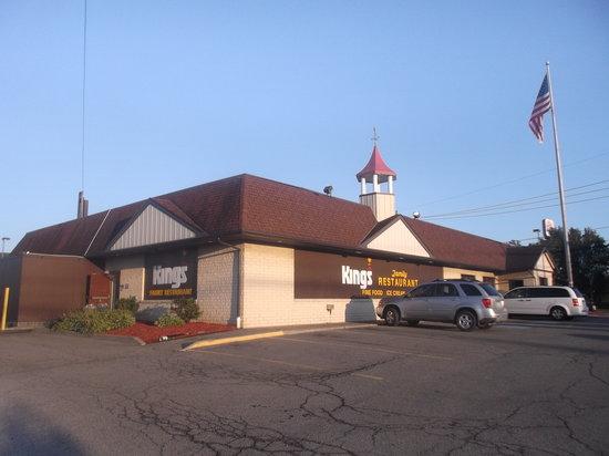Kings Family Restaurant: Une visite s'impose !  15 août 2013.